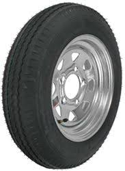 choosing a spare tire and wheel for a jet ski triton trailer