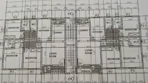 three bedroom flat floor plan modern 3 bedroom flat plan in nigeria