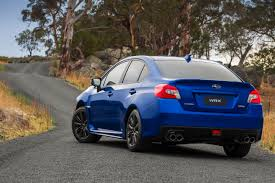 blue subaru wrx new car review 2015 subaru impreza wrx