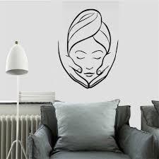 online shop art modern design spa beauty salon wall stickers online shop art modern design spa beauty salon wall stickers