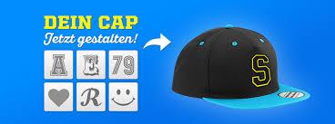 snapback selbst designen snapback caps bedrucken shirtlabor