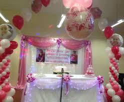 Sofia Decorations 1st Birthday Party Stage Decorations Ash999 Info