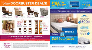 thanksgiving online deals raymour and flanigan black friday 2017 ad funtober