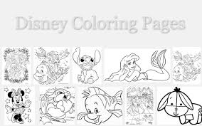 disney coloring pages chrome store