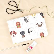 luxury dog gift wrap by plewsy notonthehighstreet com luxury dog gift wrap