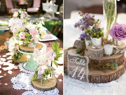 rustic wedding centerpieces wedding how to rustic inspiration pretty happy wedding