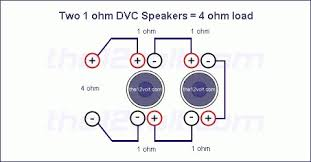 dual voice coil sub wiring diagram the best wiring diagram 2017