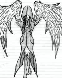 16 best sad angels images on pinterest sad angel angel drawing