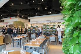 eataly downtown touring the second nyc location of the italian