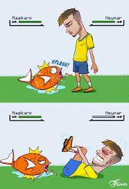 Magikarp Meme - magikarp vs neymar meme by me mira memedroid