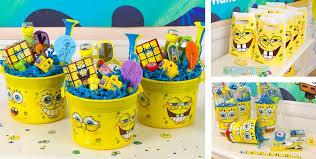 Favor Toys by Spongebob Favors Tattoos Stickers Toys Favor