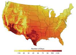 Air Quality Map Usa by Extreme Heat U2014nihhis U S Climate Resilience Toolkit