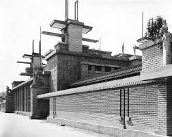 midway gardens designed by frank lloyd wright opened in 1914 demolished in 1929