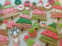 The Decorated Cookie Company Best 25 Christmas Tree Cookies Ideas On Pinterest Christmas