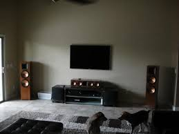 done deal u0027s contemporary living room home theater build avs