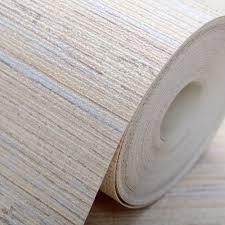aliexpress com buy plain modern brown beige grasscloth wallpaper