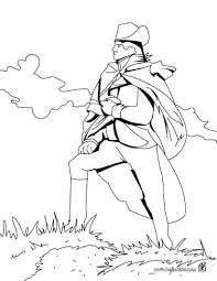 proud soldier coloring pages hellokids com