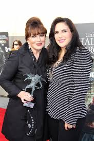the director halloween horror nights angelica maria and angelica vale at the halloween horror nights
