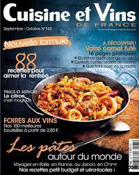 cuisine et vins de cuisine et vins de septembre octobre 2015 free ebooks