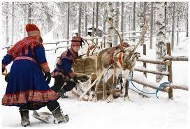 care reindeer sleigh santa claus reindeer
