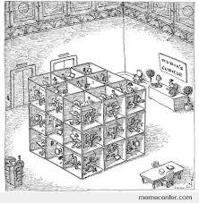 Cubicle Meme - rubik s cubicle by ben meme center
