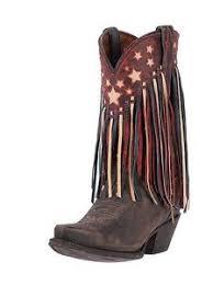 s boots with fringe dan post s liberty fringe americana snip toe boots