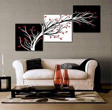 red and black home decor interior inspirations how to add pops of color to a room