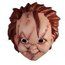 chucky mask child s play sized chucky mask costume toys