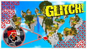 the map bed wars glitch works minecraft bed wars