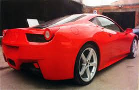 replica 458 italia 2013 year in blogging special cars replicars