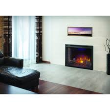napoleon ascent 40 inch built in electric fireplace nefb40h