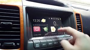 lexus gx470 led interior lights lexus gx 470 android youtube