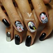 nail art 2921 best nail art designs gallery bird nail art