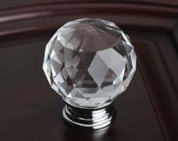 glass cabinet pulls handles crystal knobs glass dresser knob drawer knobs pull handles