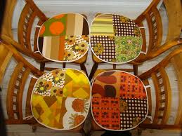 gripper chair pads for the dining room kitchen home and space decor image of kitchen chair cushions non slip