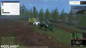 john deere forestry ez mode mod for farming simulator 2015 15