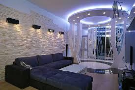 indirekte beleuchtung wohnzimmer decke 55 ideen für indirekte beleuchtung an wand und decke stuckleisten