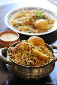 biryani indian cuisine egg biryani recipe how to egg biryani foods and flavors