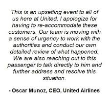united airlines flying asian fear