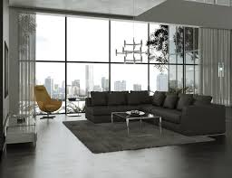 Modern Sofa by Gorgeous Giovani Fabric Contemporary Sofa In A Grey Finish