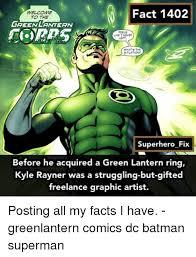 Batman Green Lantern Meme - 25 best memes about the green lantern the green lantern memes