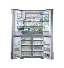 Samsung French Door Reviews - review samsung srf1028ccrs french door refrigerator