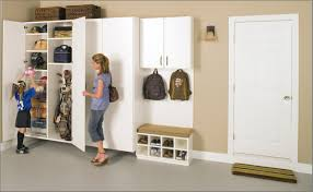 seven garage storage ideas for every home easy to reach storage options let your kids take responsibility for maintaining their own