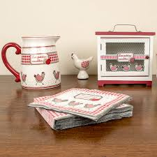 farmhouse hen kitchen collection by dibor notonthehighstreet com