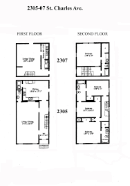Town House Plans by Double Shotgun House Floor Plans Floor Shotgun Style House Floor