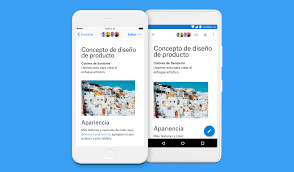 keep work moving forward with updated dropbox and paper mobile