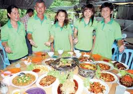 cuisine ang駘ique big tree restaurant 香樹下河鮮 首頁 居林 菜單 價格 餐廳評論