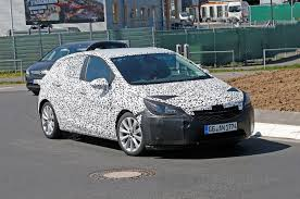 opel england vauxhall spy shots by car magazine