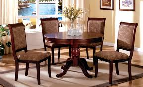 Round Dining Room Table Set by Dining Room 4 Piece Dining Room Set Mindful Dining Room Table
