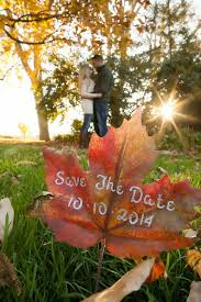 wedding ideas for fall save the date ideas fall save the date photo idea 2054454